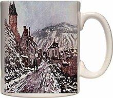 Mug 1711 565007 Villaggio Di Vetheuil Claude Monet