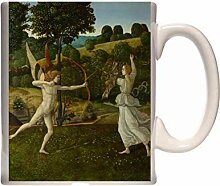 Mug Gherardo di Giovanni del Fora The Combat of