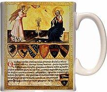 Mug Giovanni di Paolo paolo12 Ceramic Cup Gift Box