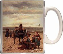 Mug Koekkoek Johannes Hermanus The Shell Fisher