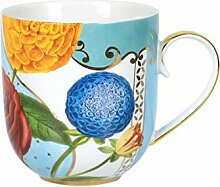 Mug Small Royal Flowers 260ml