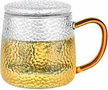 Mug Tasse Becher Kaffee 320Ml Hohe Borosilikatglas