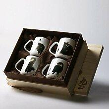 Mug Tasse Becher Kaffee Kaffeetasse Katze