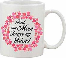 Mug Tasse Becher Kaffee Muttertagsbecher Milchbier