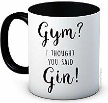 mug-tastic Gym? I Thought You Said Gin! - Lustig