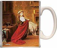Mug Zuber Buhler Fritz Dressing Up Ceramic Cup