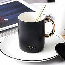 Mugcap der Kaffee Tasse Becher mit Deckel mit