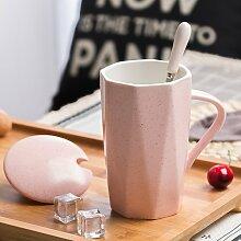 Mugcap einfach Personalisierte Keramik Becher mit