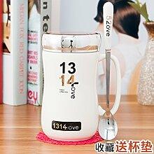 Mugcap Keramik Kaffeetasse Spirale Becher grosser