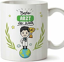 Mugffins Arzt Tasse/Becher/Mug Geschenk Schöne