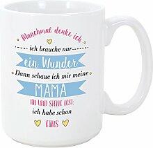 MUGFFINS Mama Tasse/Becher/Mug als Geschenk für