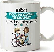 MUGFFINS (Tasse auf Englisch) beruflich. Therapeut