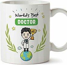 MUGFFINS (Tasse auf Englisch) Doktor Original