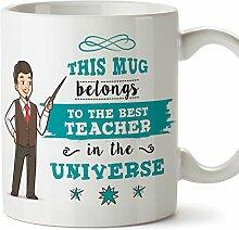 MUGFFINS (Tasse auf Englisch) Lehrer Original