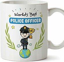 Mugffins (Tasse auf Englisch Offizier Original