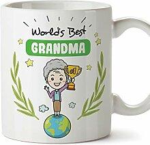 MUGFFINS (Tasse auf Englisch) Oma Original Becher