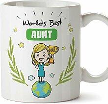 MUGFFINS (Tasse auf Englisch) Tante Original