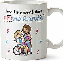 MUGFFINS Tasse/Becher Beschäftigungstherapeutin