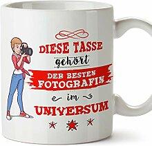 MUGFFINS Tasse/Becher Fotographin (Beste im