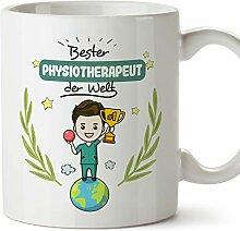 MUGFFINS Tasse/Becher Physiotherapeut (Beste der