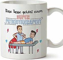MUGFFINS Tasse/Becher Physiotherapeut