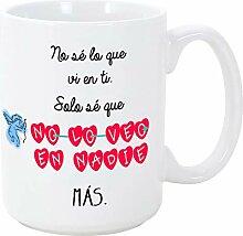 MUGFFINS Valentinstag Liebe Tasse/Becher (auf