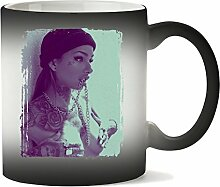 MugWorld Golden Chain Collection Gangsta Girl