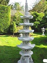 Mui Garten Dekor Pagode 5 stöckig japanische