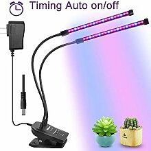 Muizlux Pflanzenlampe mit Timing und automatische