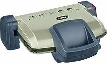Mulex 210318/B Grill und Sandwich Toaster MX 025, beige