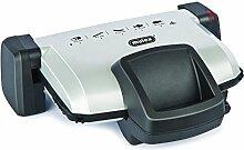 Mulex 210318/G Grill und Sandwich Toaster MX 025, grau