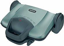 Mulex 210319/G Grill und Sandwich Toaster MX 035, grau