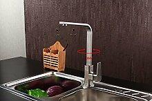 MulFaucet Küchenarmatur Siebenwort-Flachrohr aus