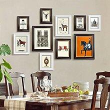 Multi Bilderrahmen Wand Set Bilderrahmen Multi
