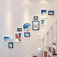 Multi Bilderrahmen Wand Set Holz Bilderrahmen Set