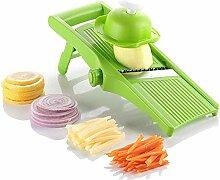 Multi-Funktions-Manunal Slicer Premium-Gemüse