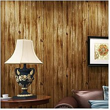 Multi-wallpaper Mediterrane Vintage Woodgrain
