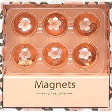 MultiBey 3D-Kühlschrank-Magnet-Aufkleber in