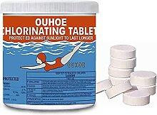 Multifunctional Chlorine Tablets for Spa Bathtubs
