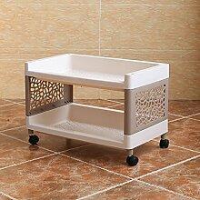 Multifunktionales Badezimmer-Regal-Regal-Regal