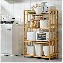 Multifunktionales Küchenregal, Küchenregal,