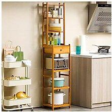 Multifunktionales Küchenregal,Küchenregale