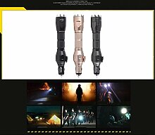 Multifunktions-200LM wiederaufladbare Taschenlampe
