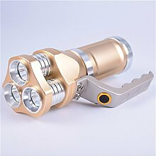Multifunktions Blendlicht Taschenlampe