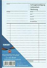 Multifunktions-formular (Lieferschein, Rechnung,
