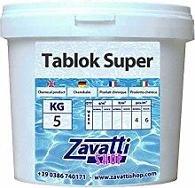 Multifunktionstabletten für Schwimmbecken – 5 Kg