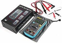 Multimeter, Digital LCD Display Multimeter