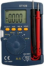 Multimeter Voltmeter Ammeter Mini LCD Display