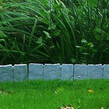 Multistore 2002 10er Set Beeteinfassung Gartenzaun