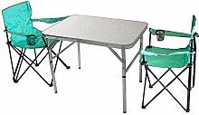 Multistore 2002 3tlg. Campingmöbel Set